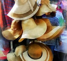 Straw Hats by Susan Savad