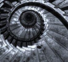 Spiral Staircase Sticker