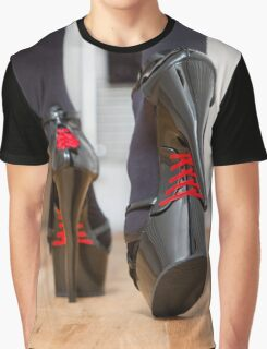 Heels with Style Graphic T-Shirt