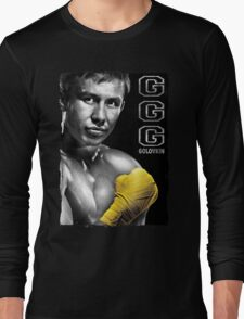 GGG Gennady Golovkin Long Sleeve T-Shirt