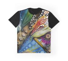 Apotheosis - (Painted to Coldplay) Rock Art Series Graphic T-Shirt