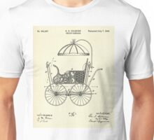 Child's Carriage-1896 Unisex T-Shirt