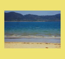 Dunk Island seen from South Mission Beach Baby Tee