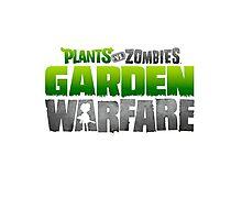 Plants vs Zombies Garden Warfare Photographic Print