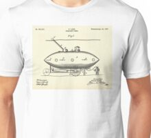 Submarine Vessel-1897. Unisex T-Shirt