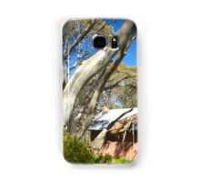 Snowy Mountains scene Samsung Galaxy Case/Skin