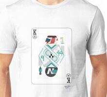 Kings Of Formula 1 - Lewis Hamilton & Nico Rosberg Unisex T-Shirt