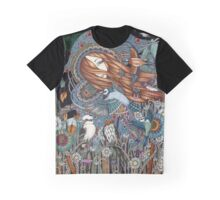Synchronicity (The World) Graphic T-Shirt