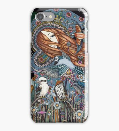 Synchronicity (The World) iPhone Case/Skin