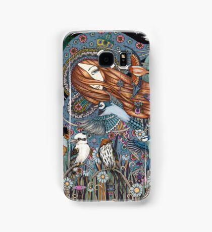 Synchronicity (The World) Samsung Galaxy Case/Skin