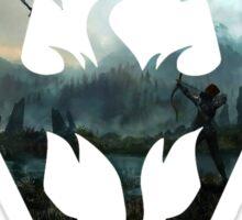 Skyrim Adventurer Sticker