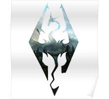 Skyrim Adventurer Poster