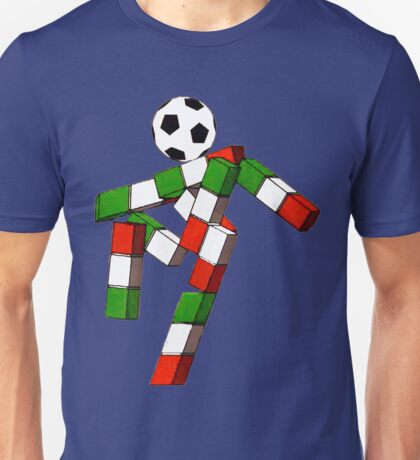Italia 90 World Cup only Ciao Mascotte Unisex T-Shirt