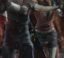 Resident Evil 2 Sticker