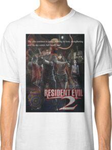 Resident Evil 2 Classic T-Shirt