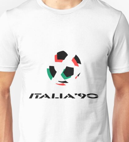 Italia 90 World Cup best logo Unisex T-Shirt