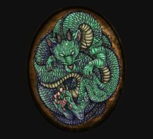 Jade Baby Dragon in Egg Unisex T-Shirt