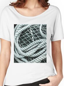 Net and Rope Women's Relaxed Fit T-Shirt