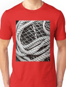 Net and Rope Unisex T-Shirt