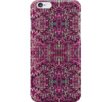 Pink Knitted Jumper iPhone Case/Skin