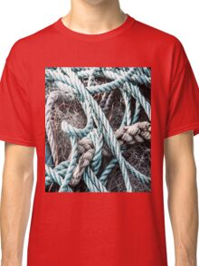 Rope on Net Classic T-Shirt