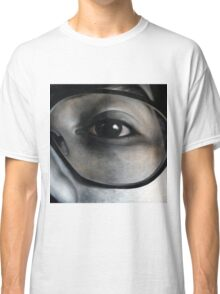 Lens, 100-100cm, 2010, oil on canvas Classic T-Shirt
