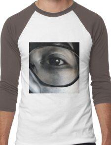 Lens, 100-100cm, 2010, oil on canvas Men's Baseball ¾ T-Shirt