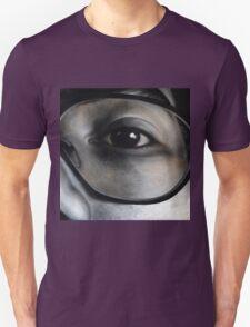Lens, 100-100cm, 2010, oil on canvas T-Shirt
