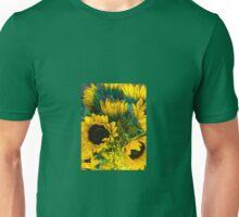 Sun Flowers Unisex T-Shirt