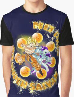 NoPainNoSuperSaiyan Graphic T-Shirt
