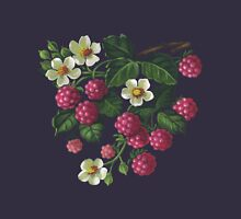 Raspberries - acrylic on canvas Unisex T-Shirt