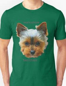 Printing dogs - Yorkshire Terrier T-Shirt
