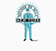 Bonjour ma belle New York by Francisco Evans ™ Long Sleeve T-Shirt