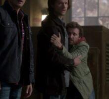 Supernatural season finale  Sticker
