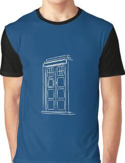 Jump on the TARDIS Graphic T-Shirt