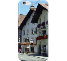 Matrei am Brenner, Tyrol, Austria iPhone Case/Skin