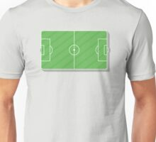 Football (Soccer) Pitch Unisex T-Shirt