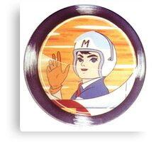 speed racer Canvas Print