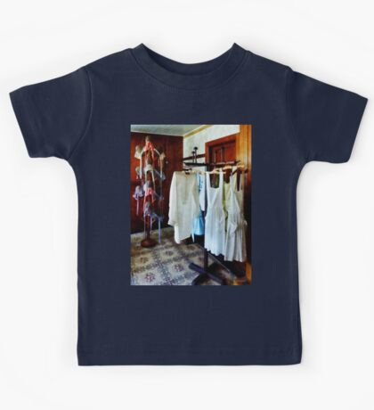 Pinafores and Bonnets in General Store Kids Tee