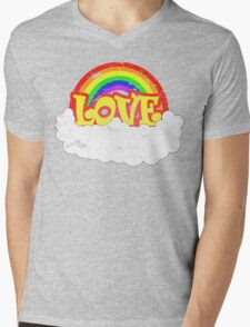 Marriage Equality, Rainbow Gay Pride, Equal Rights Swag Mens V-Neck T-Shirt