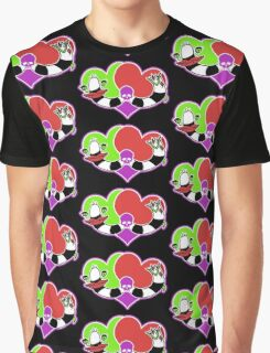 Twisted Love Graphic T-Shirt