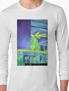 Detail, 2011, 80-120cm, oil on canvas Long Sleeve T-Shirt