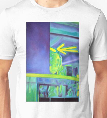 Detail, 2011, 80-120cm, oil on canvas Unisex T-Shirt