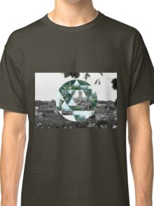 Abstract Cathedral Classic T-Shirt