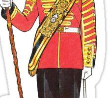 Grenadier Guard Sticker