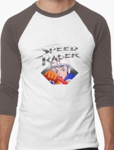 Speed racer Men's Baseball ¾ T-Shirt