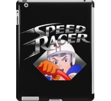 Speed racer iPad Case/Skin