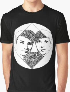 Danisnotonfire & AmazingPhil Graphic T-Shirt