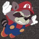 Super Raccoon Suit by Kryshalis