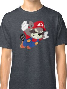 Super Raccoon Suit Classic T-Shirt